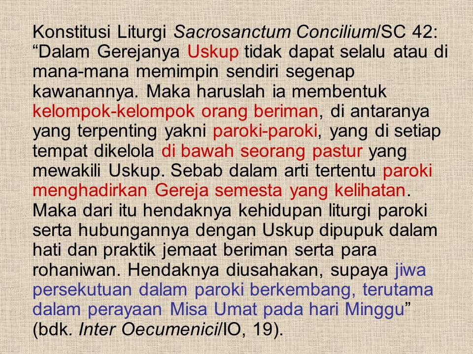MERANCANG LITURGI : KOOPERASI, KOORDINASI, DELEGASI C. H. Suryanugraha, OSC Institut Liturgi Sang Kristus Indonesia (ILSKI), Bandung