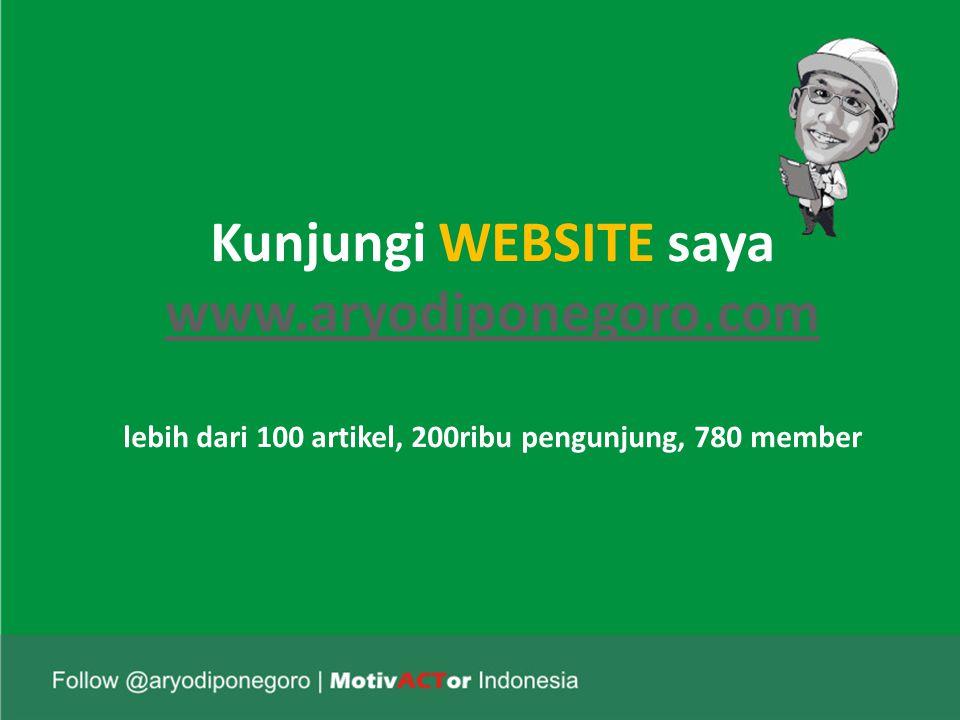 Kunjungi WEBSITE saya www.aryodiponegoro.com lebih dari 100 artikel, 200ribu pengunjung, 780 member www.aryodiponegoro.com