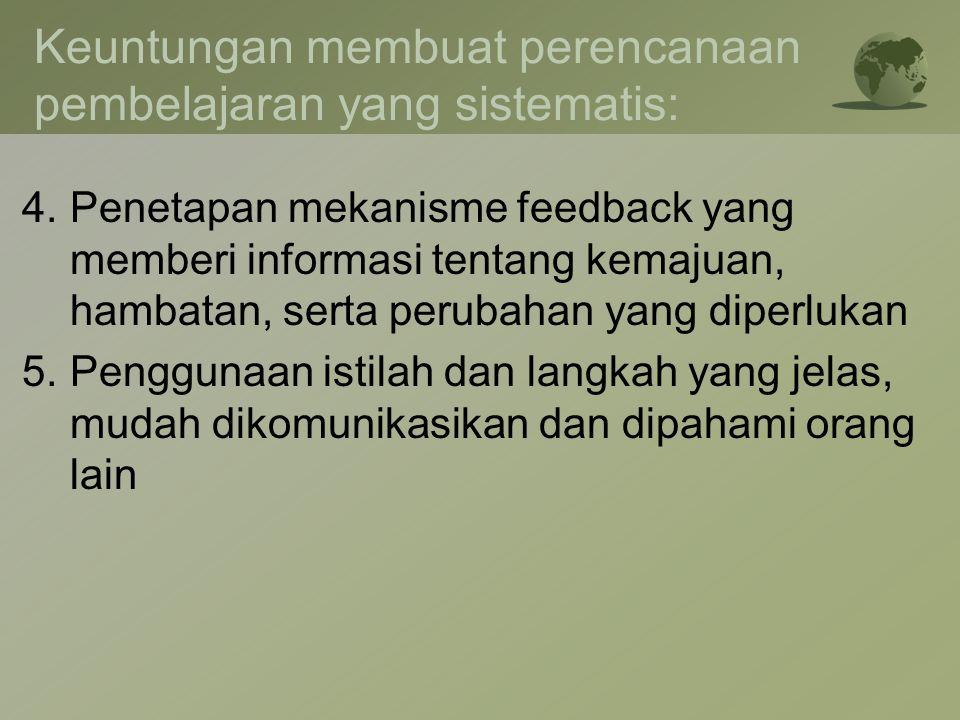 LANDASAN PENGEMBANGAN SILABUS Peraturan Pemerintah Republik Indonesia Nomor 19 tahun 2005 tentang Standar Nasional Pendidikan pasal 17 ayat (2) Sekolah dan komite sekolah atau madrasah dan komite madrasah,mengembangkan kurikulum tingkat satuan pendidikan dan silabusnya berdasarkan kerangka dasar kurikulum dan standar kompetensi lulusan, di bawah supervisi dinas kabupaten/kota yang bertanggungjawab di bidang pendidikan untuk SD, SMP, SMA dan SMK dan departemen yang menangani urusan pemerintah di bidang agama untuk MI, MTs, MA dan MAK.