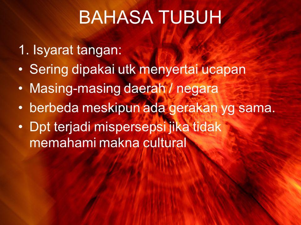 BAHASA TUBUH 1.