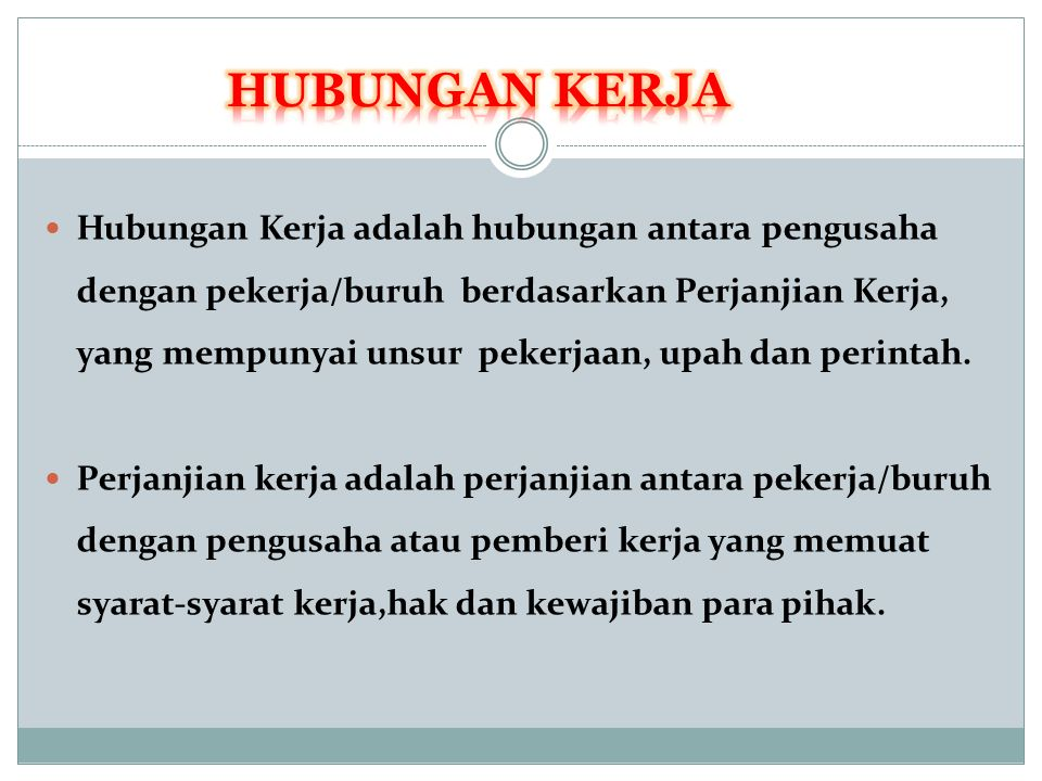 NODASAR HUKUMURAIAN 5• Pasal 83 UU No.13 Th.