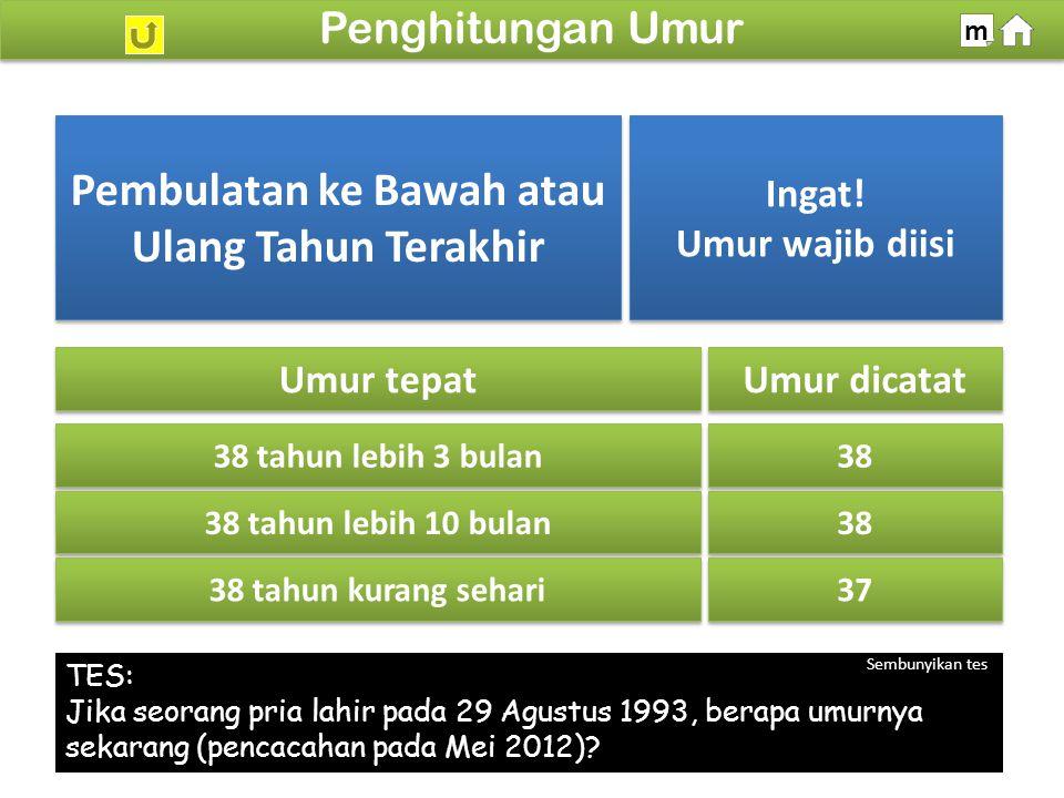 100% SDKI 2012 Cara Mendapatkan Umur m Kartu pengenal: akta kelahiran, surat keterangan lahir, surat baptis, atau catatan lain.