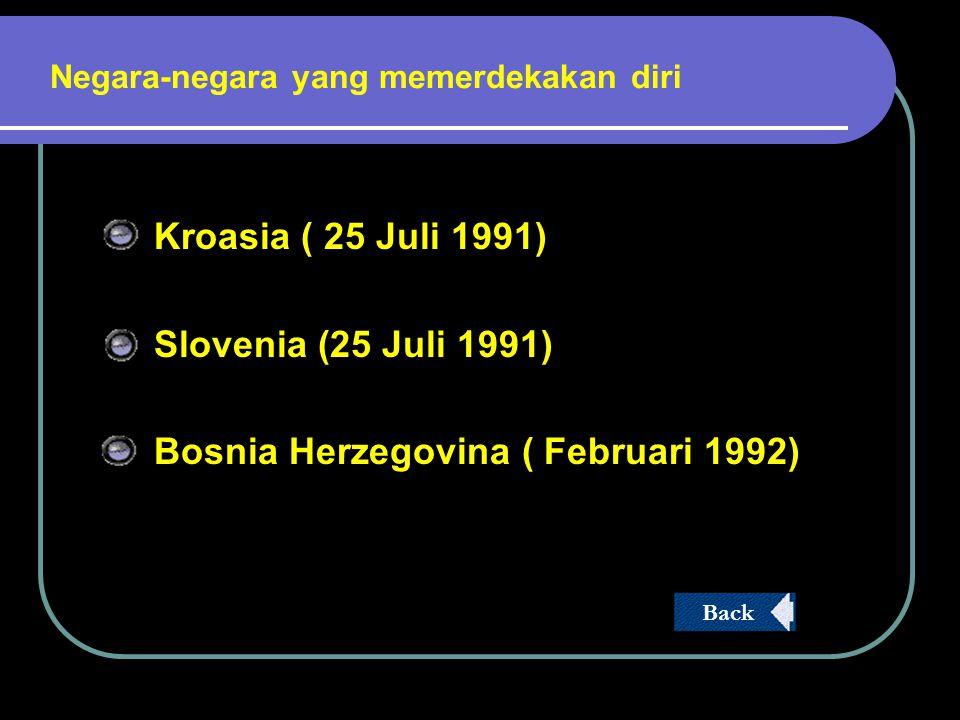 6/22/2014 Huruf latin dipakai di Kroasia dan Slovenia Huruf Cyrilik dipakai di serbia, Montenegro dan Macedonia Macam-macam huruf yang dipakai di Yugo