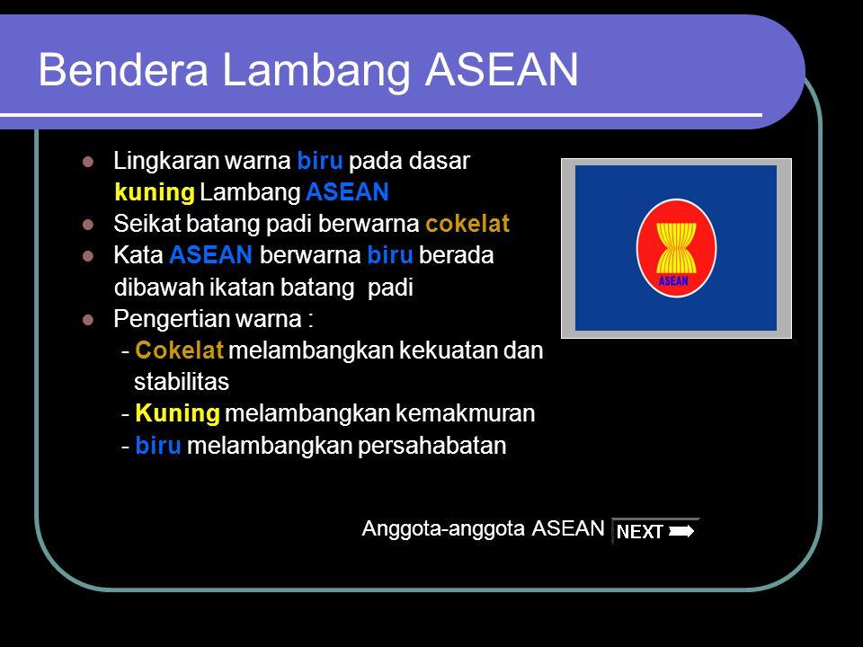 6/22/2014 Tokoh – Tokoh Pendiri ASEAN Adam Malik ( Indonesia ) Thanat Khoman ( Thailand ) Tun Abdul Razak ( malaysia ) S. Rajaratnam ( Singapura ) Lam