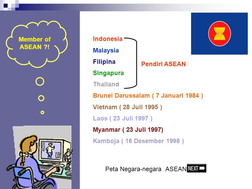6/22/2014 Bendera Lambang ASEAN  Lingkaran warna biru pada dasar kuning Lambang ASEAN  Seikat batang padi berwarna cokelat  Kata ASEAN berwarna bir