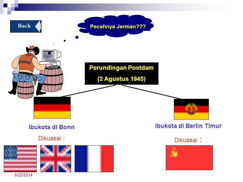 6/22/2014 Pecahnya JermanSebab Bersatunya Proses Bersatunya Reunifikas i Jerman??! !