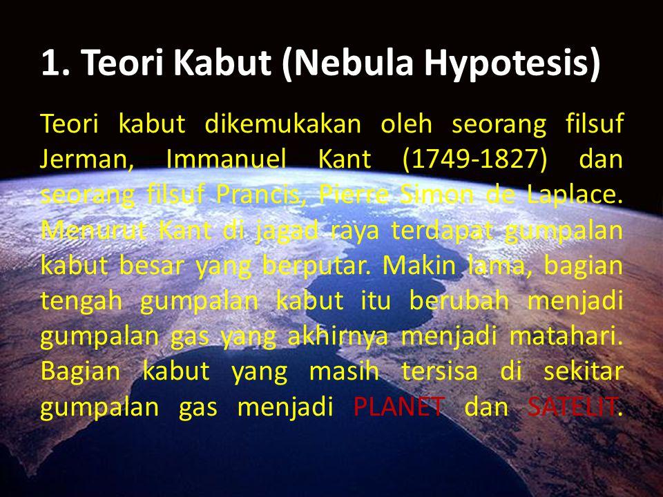 TEORI TEKTONIK LEMPENG (PLATE TECTONIC THEORY)