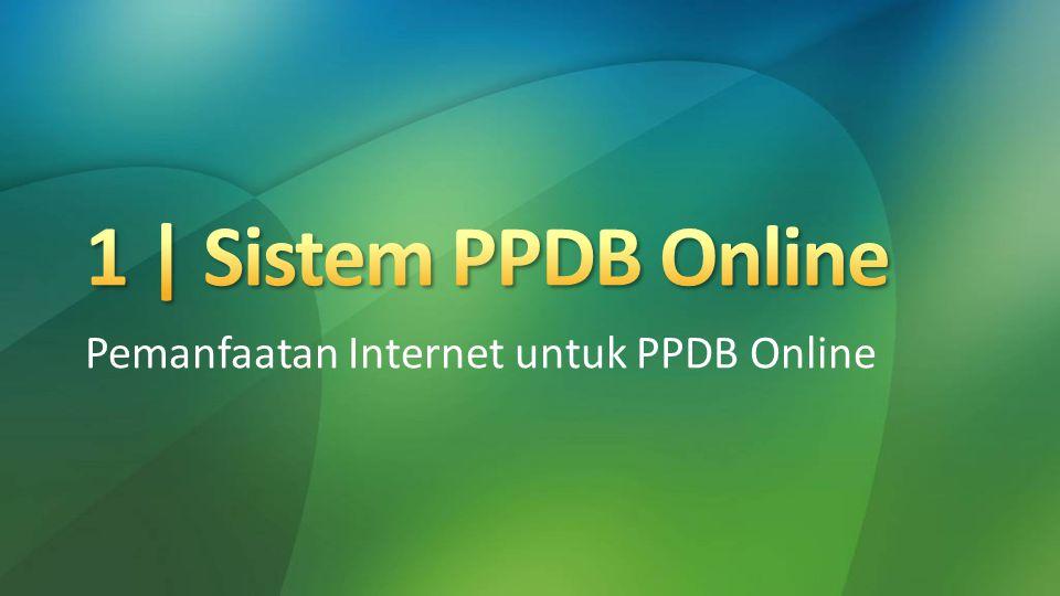 Pada mekanisme PPDB Online, tidak dikenal istilah siswa cadangan.