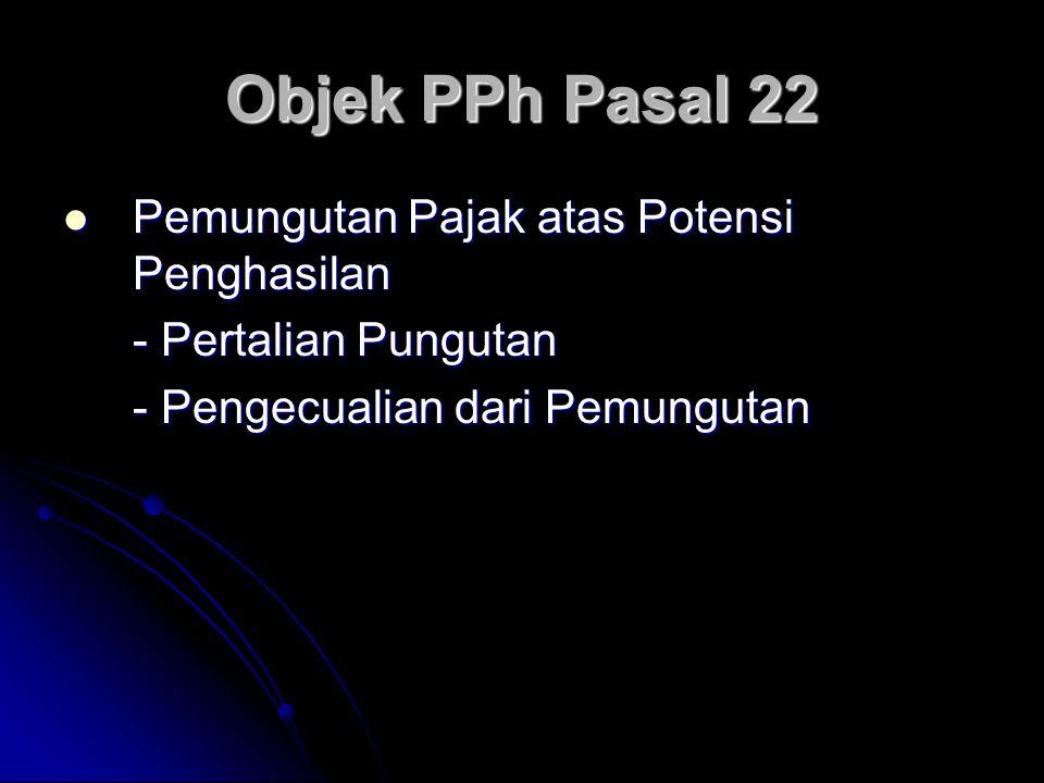 Tarif PPh pasal 21 semua pembayaran oleh Bendaharawan pemerintah baik Pemerintah Pusat, Pemerintah Daerah, instansi atau lembaga pemerintah, lembaga-l