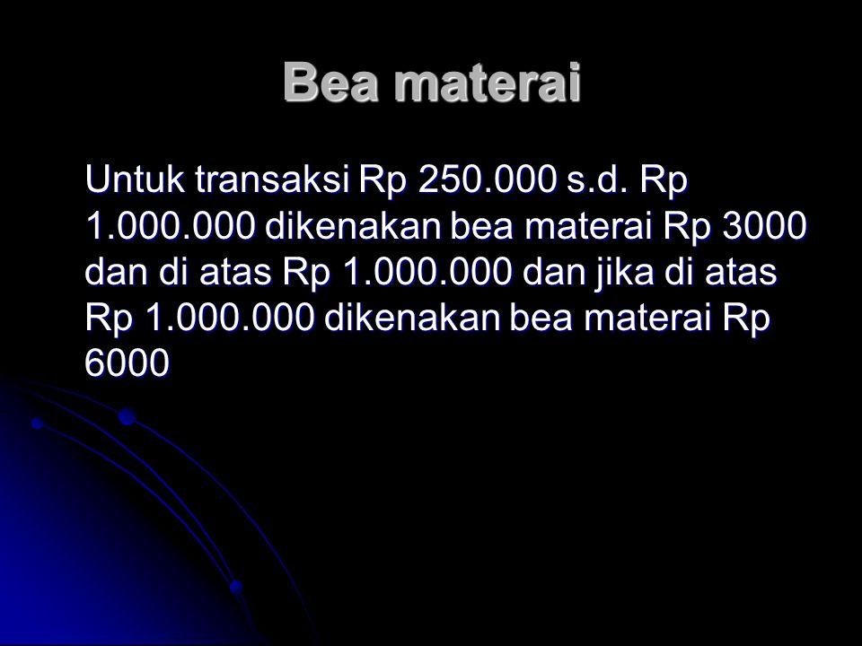 Pajak Pertambahan Nilai Untuk semua penyerahan barang/jasa kepada instansi pemerintah dipungut PPN sebesar 10% dari Harga Dasar Pengenaan Pajak untuk