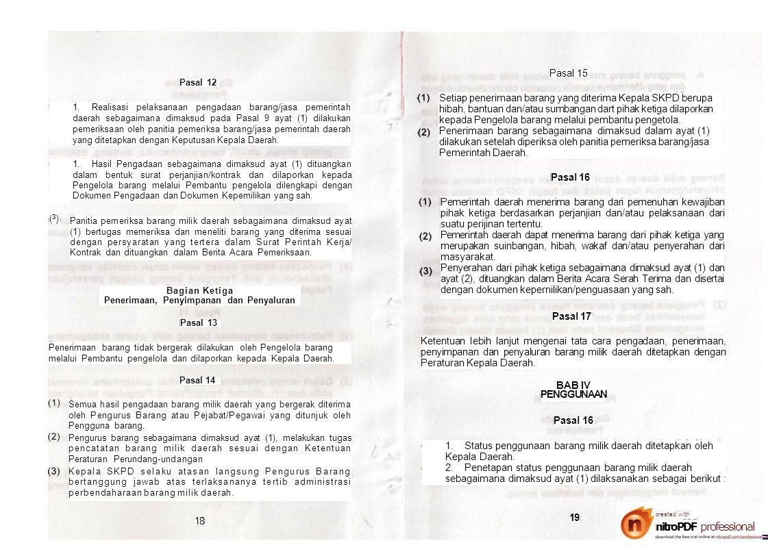 download the free trial online at nitrondf.rom/orofe•innal (3)(3) Panitia pemeriksa barang milik daerah sebagaimana dimaksud ayat (1) bertugas memerik