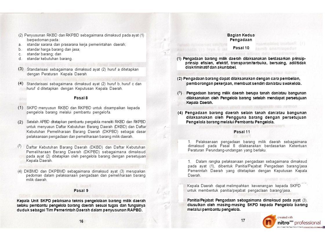 download the free trial online at nitrondf.rom/orofe•innal (3)(3) Daftar Kebutuhan Barang Daerah (DKBD) dan Daftar Kebutuhan Pemeliharaan Barang Daera
