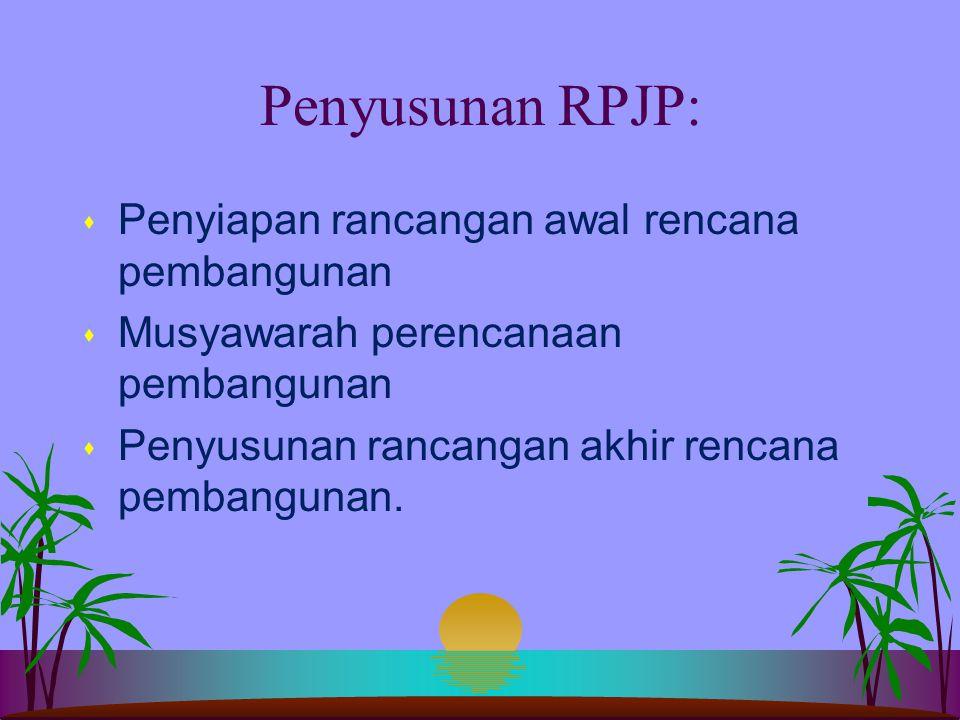 Dokumen Perencanaan s Renstra-KL memuat visi, misi, tujuan, strategi, kebijakan, program, dan kegiatan pembangunan sesuai dengan tugas dan fungsi Keme