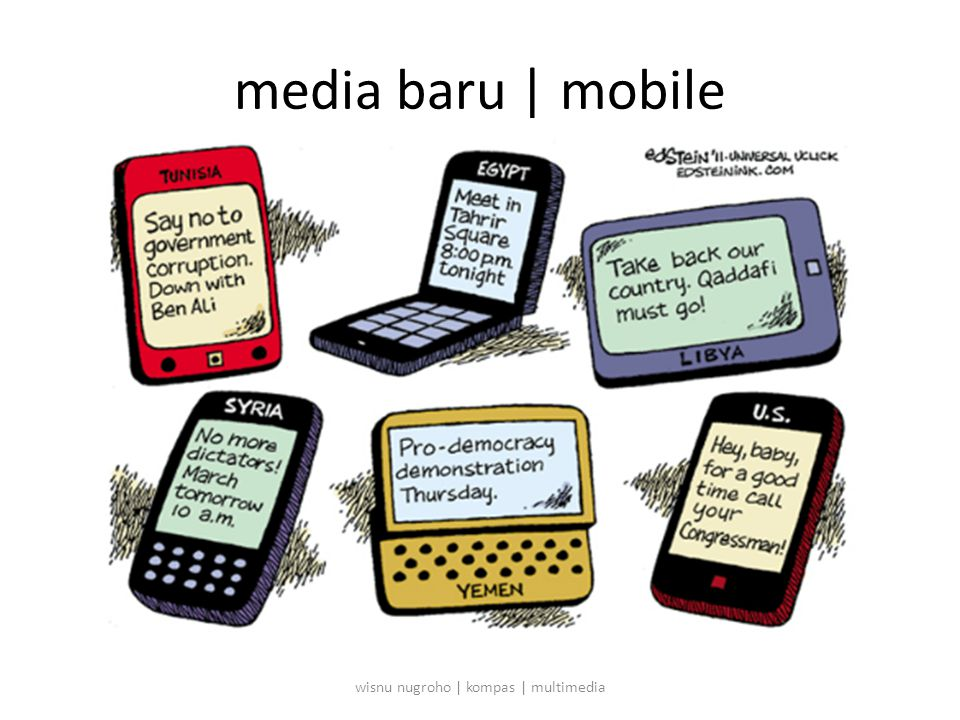 media baru | mobile wisnu nugroho | kompas | multimedia