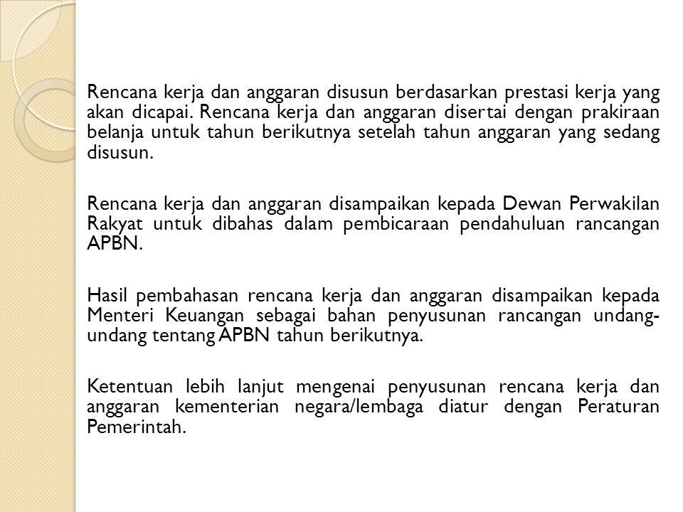 B.Tahan Pengajuan dan Pengesahan RAPBN mengajadi APBN 1.