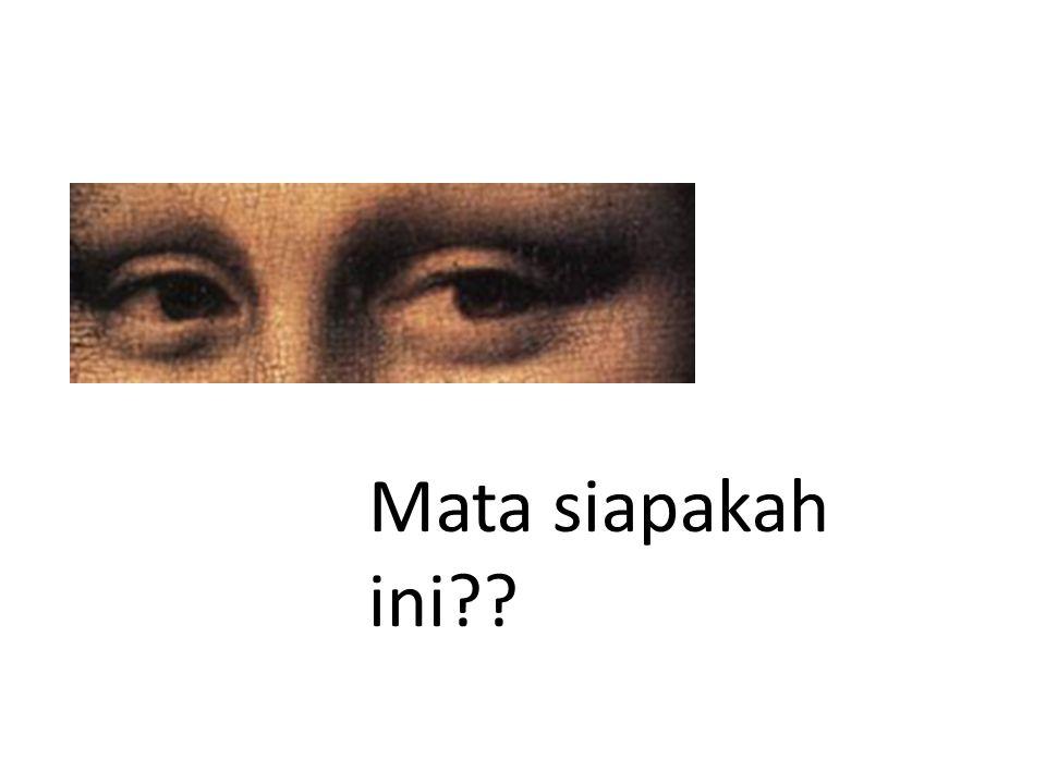 Mata siapakah ini??