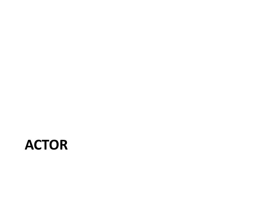 Relasi antar Use Case/Aktor Generalisasi / Inheritance • Relasi ini digunakan untuk menunjukkan bahwa beberapa aktor atau use case mempunyai beberapa persamaan • Menyederhanakan model dengan cara menarik keluar sifat-sifat pada actor maupun pada use case-use case yang sejenis.