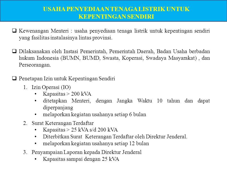 PROSEDUR PERMOHONAN IUPL Sesuai Permen ESDM Nomor 35/2013 20 hari setelah permohonan diterima lengkap Persyaratan IUPL  Persyaratan Administratif: 1.Identitas pemohon; 2.Pengesahan sebagai badan hukum Indonesia; 3.Profil pemohon; 4.NPWP; dan 5.Kemampuan pendanaan.