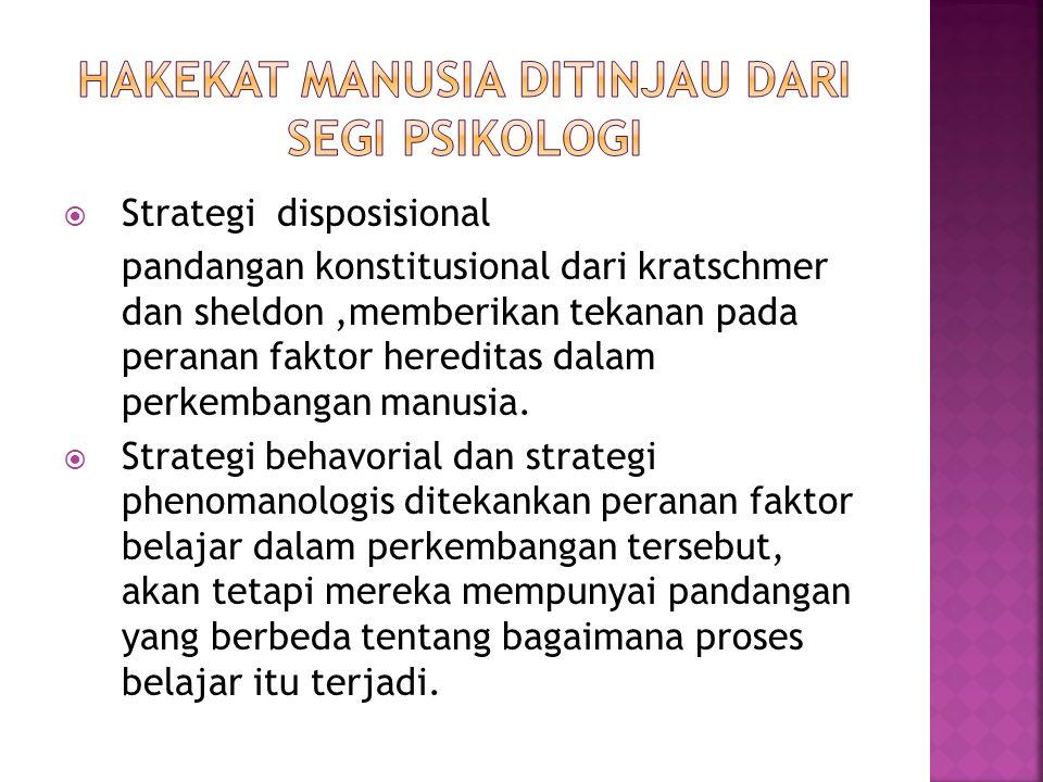  psikologi menyediakan sejumlah informasi tentang kehidupan pribadi manusia pada umumnya serta berkaitan dengan aspek pribadi.