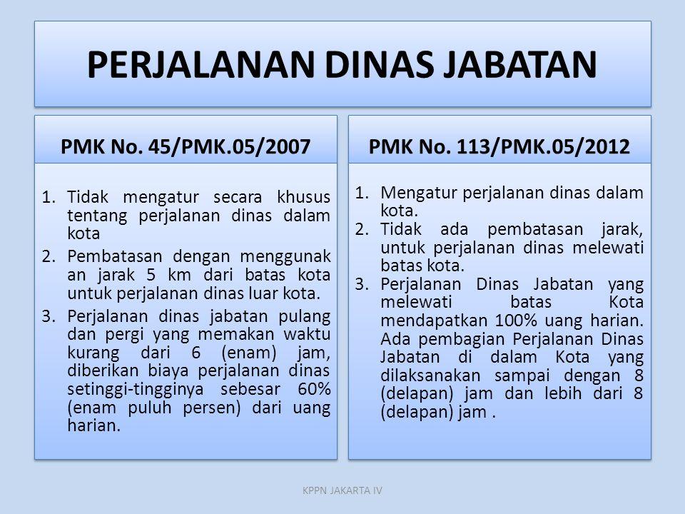 Lampiran VIII PMK KPPN JAKARTA IV