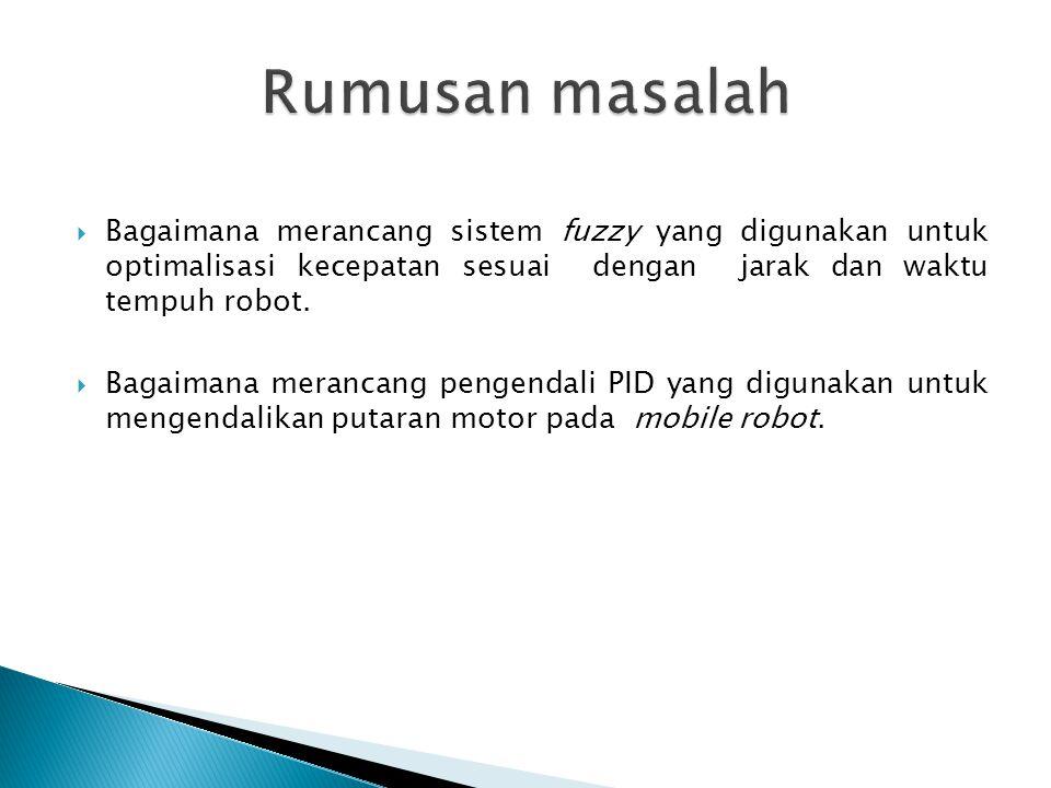  Definisi  Macam-metode metode tuning PID