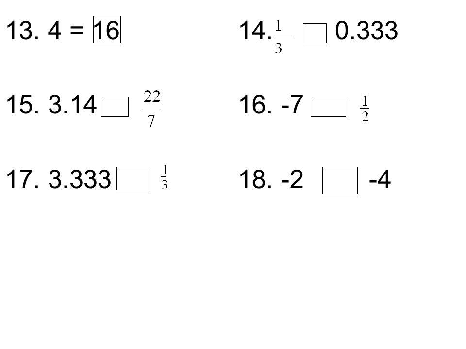 LATIHAN Tentukan nilai dari : 1.(16 – 10)  22. 16 – 10  2 3. (4 + 3) X 24. 4 + 3 X 2 5. (14 – 5)  (20 – 2)6. 30 + 132  11 7. 5 X 5 + 6  28. 2 + 5