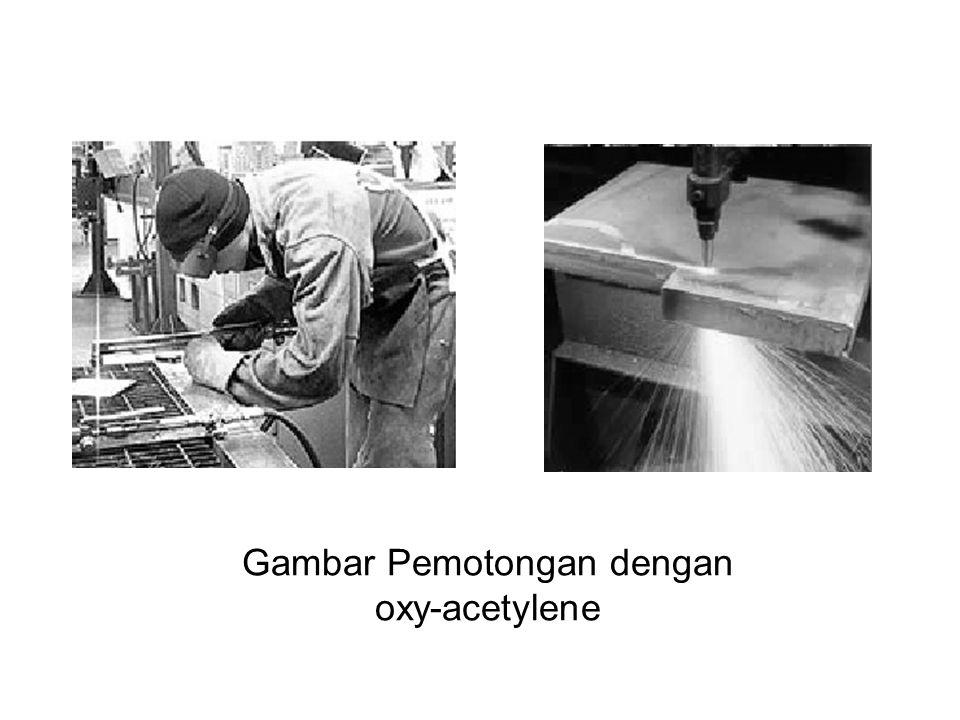 Brander Potong Oxy-acetylene Gambar Brander potong tekanan rendah dan tinggi