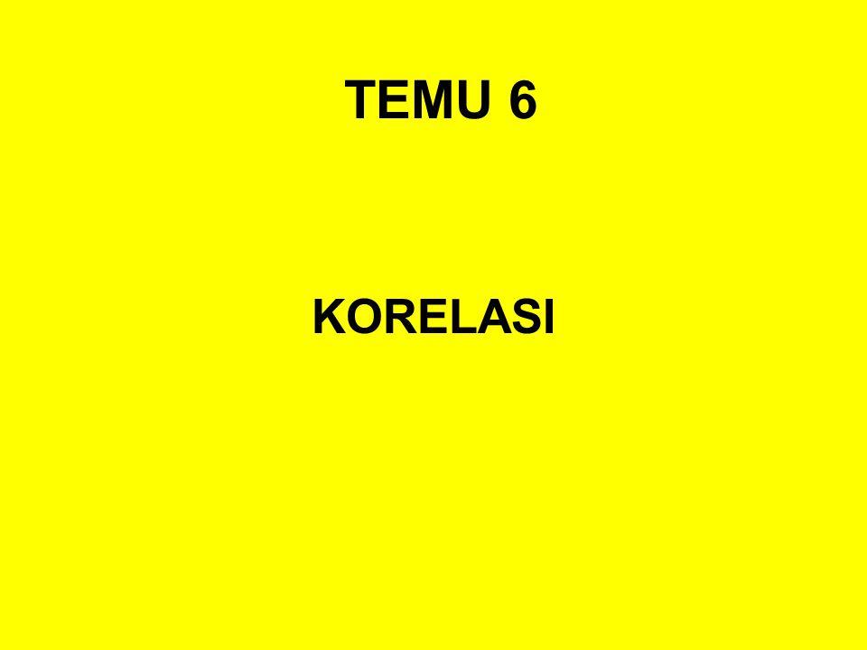 TEMU 6 KORELASI