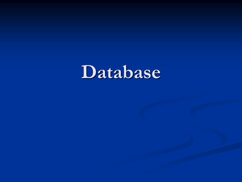 Definisi Basis Data (1) BASIS DATA representasi dari fakta dunia yang mewakili suatu obyek yang direkam dalam bentuk angka, huruf, simbol, teks, gambar, bunyi atau kombinasinya.