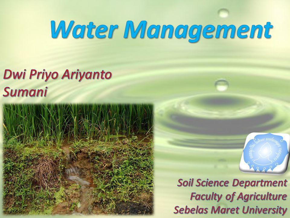 Air bisa mengalir naik melalui ruang pori tanah secara kapiler, disebabkan oleh gaya-gaya adhesi dan kohesi