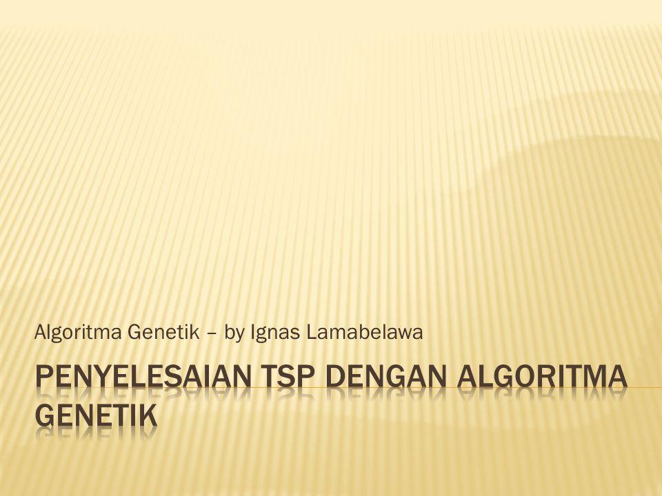 Algoritma Genetik – by Ignas Lamabelawa