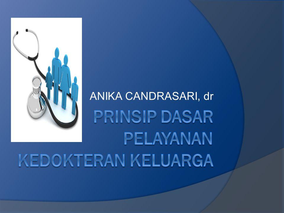ANIKA CANDRASARI, dr