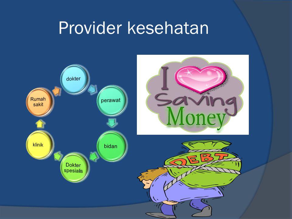 Provider kesehatan