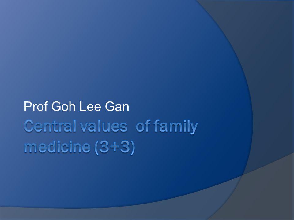Prof Goh Lee Gan