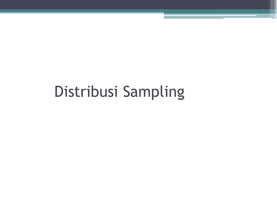 Aplikasi distribusi normal  Sebagai contoh aplikasi distribusi normal, dilakukan suatu evaluasi thd pengobatan TB menggunakan Rifampicin dengan rata-