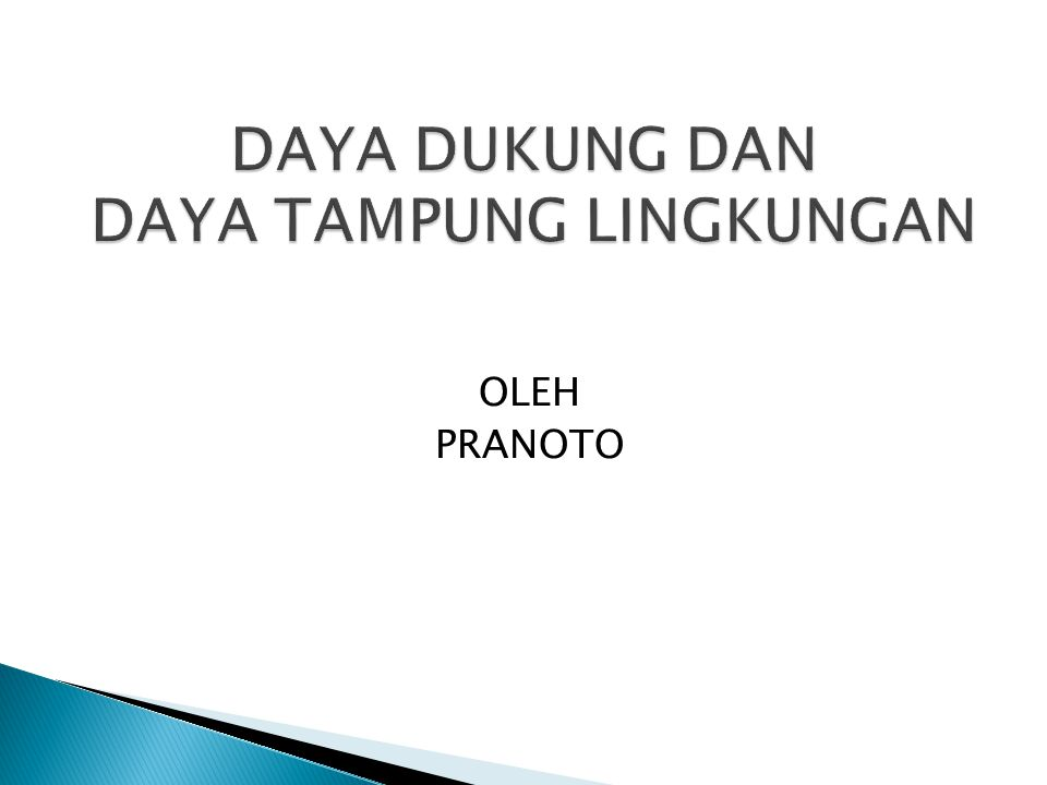 OLEH PRANOTO