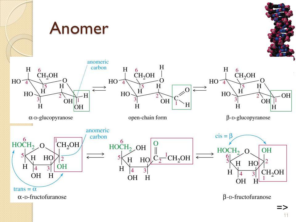 Anomer 11 =>