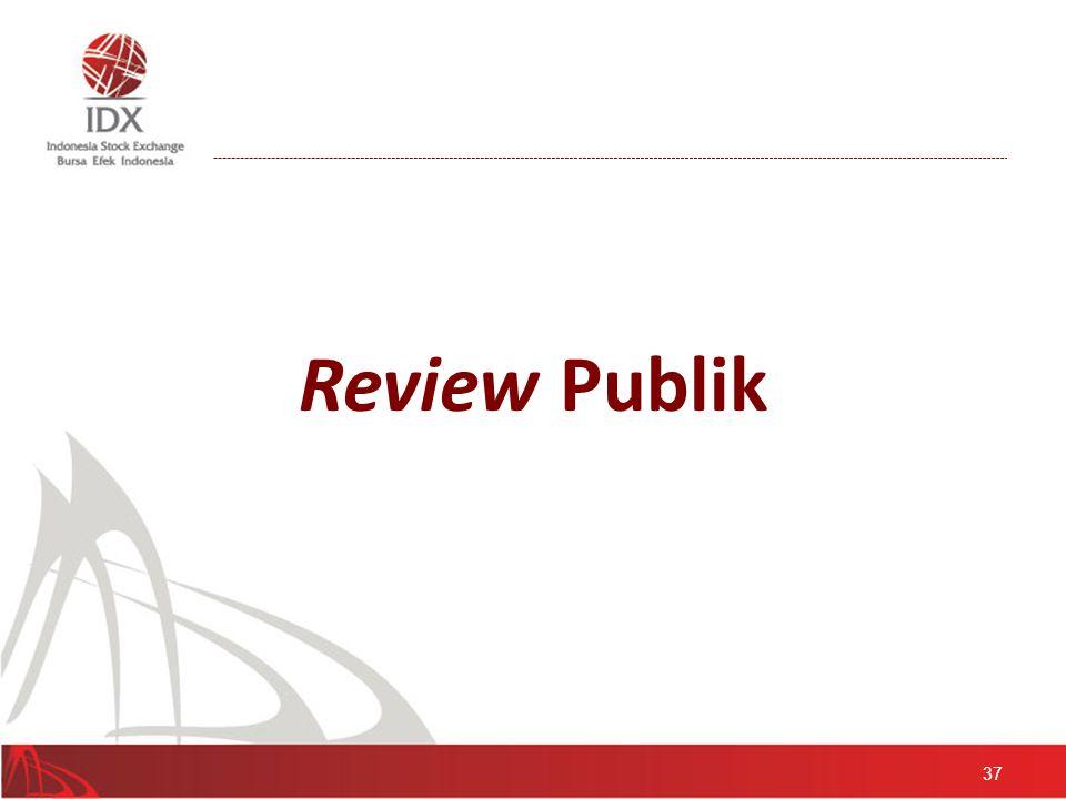 37 Review Publik
