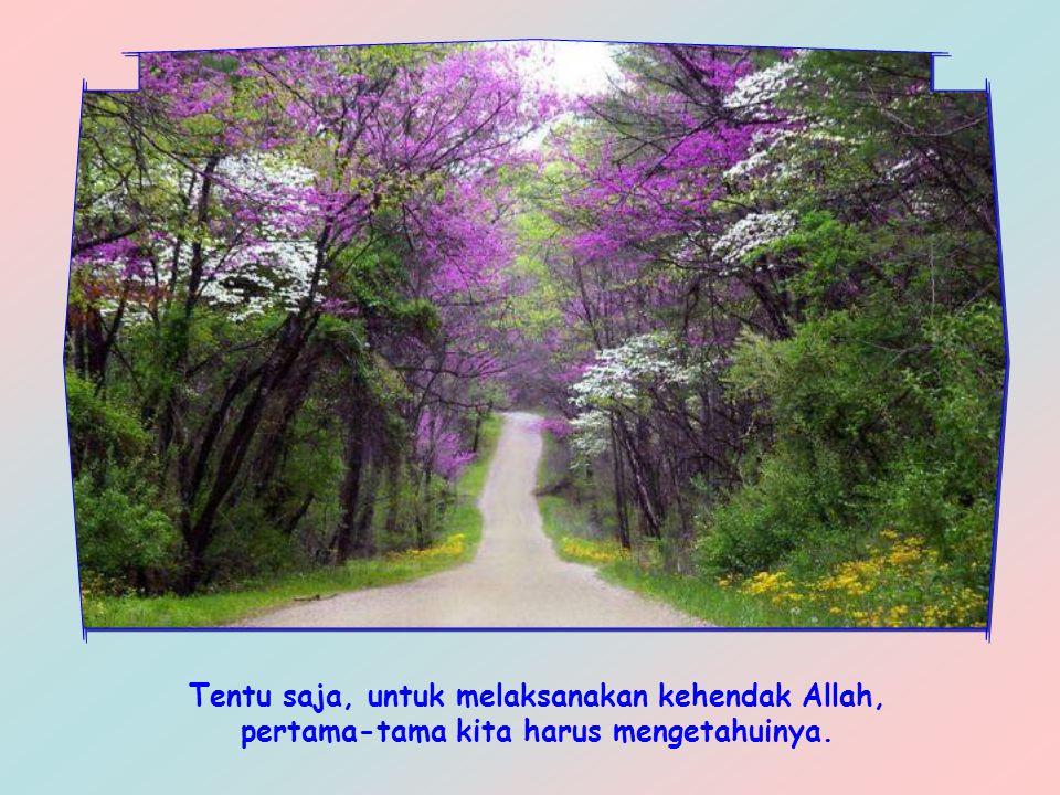 Janganlah kamu menjadi serupa dengan dunia ini, tetapi berubahlah oleh pembaharuan budimu, sehingga kamu dapat membedakan manakah kehendak Allah: apa yang baik, yang berkenan kepada Allah dan yang sempurna