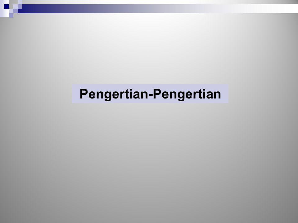 Pengertian Persamaan diferensial diklasifikasikan sebagai berikut: 1.