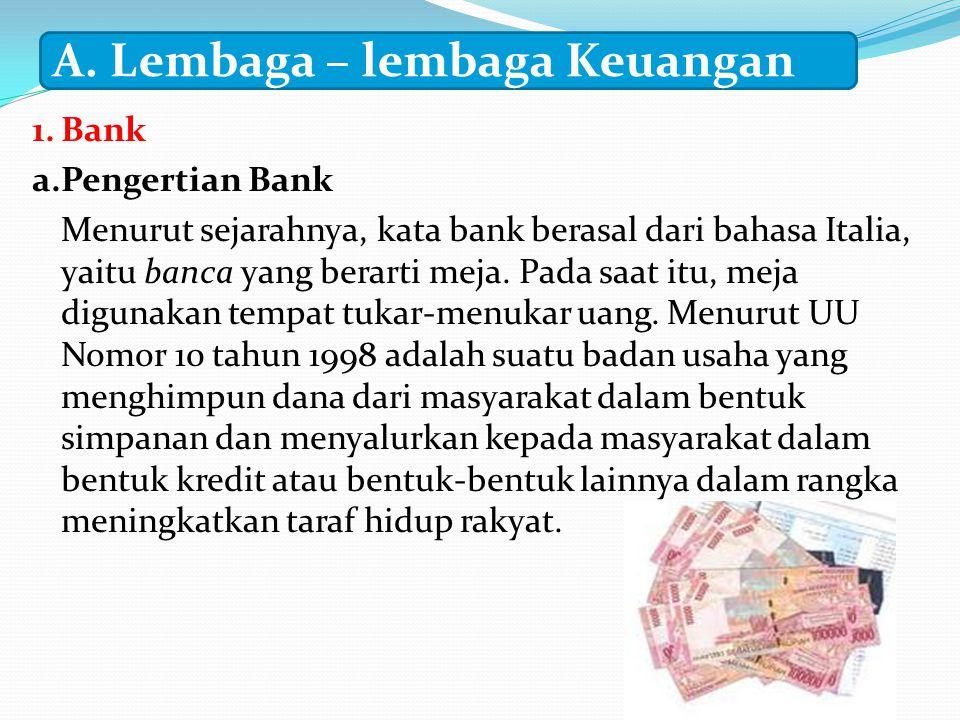 Kurs valuta Asing Bank Indonesia