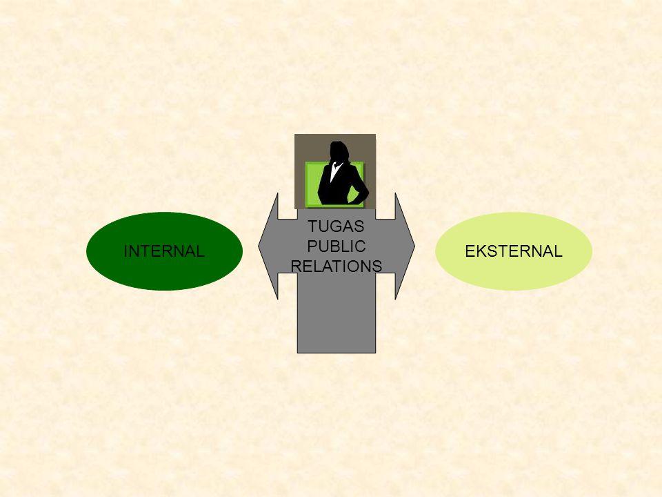 TUGAS PUBLIC RELATIONS INTERNALEKSTERNAL