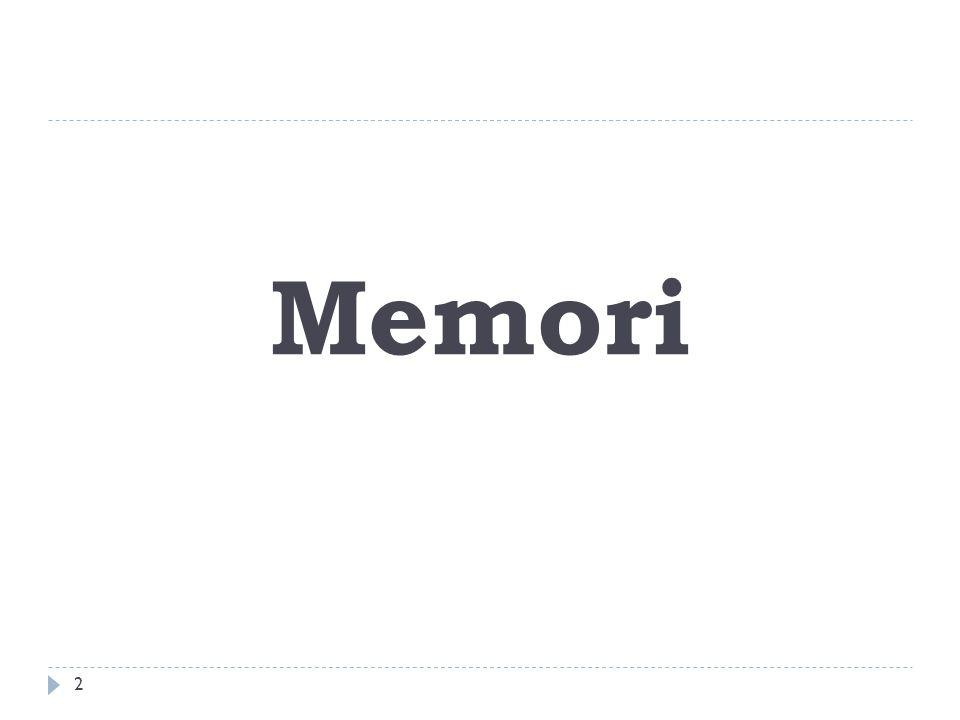 Memori 2