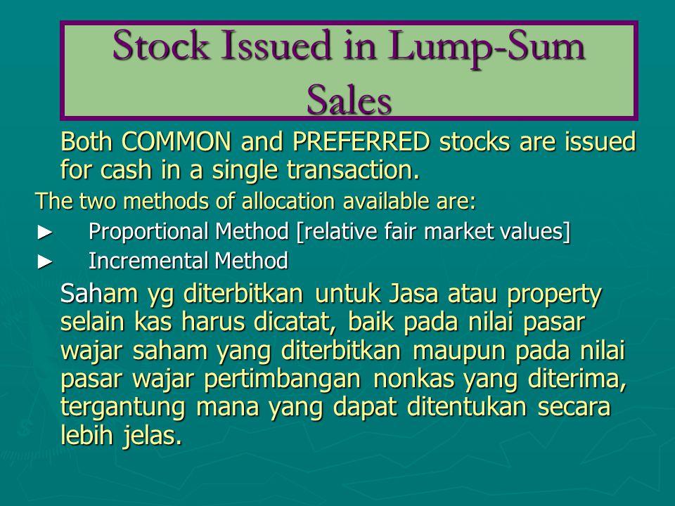 Apabila perusahaan ingin menahan laba atas dasar permanen maka bisa menerbitkan deviden saham.