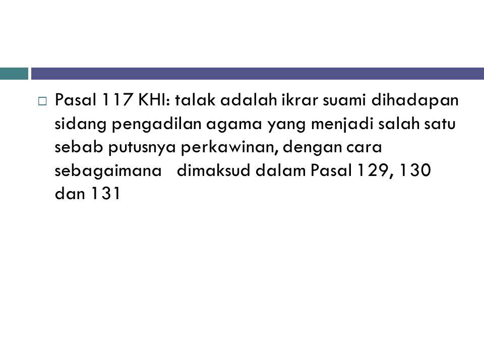 MASA MENUNGGU (MASA IDDAH) 1.