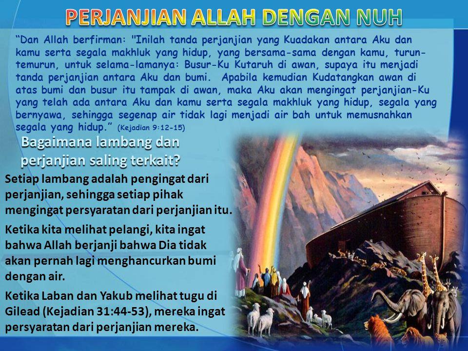 """""""Dan Allah berfirman:"""