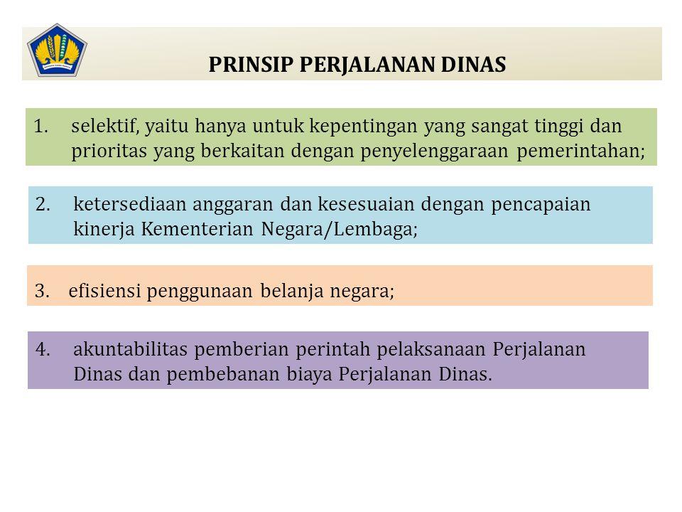 Format SPD Halaman 1 Pada Keterangan lain-lain dicantumkan Nomor dan tanggal Surat Tugas