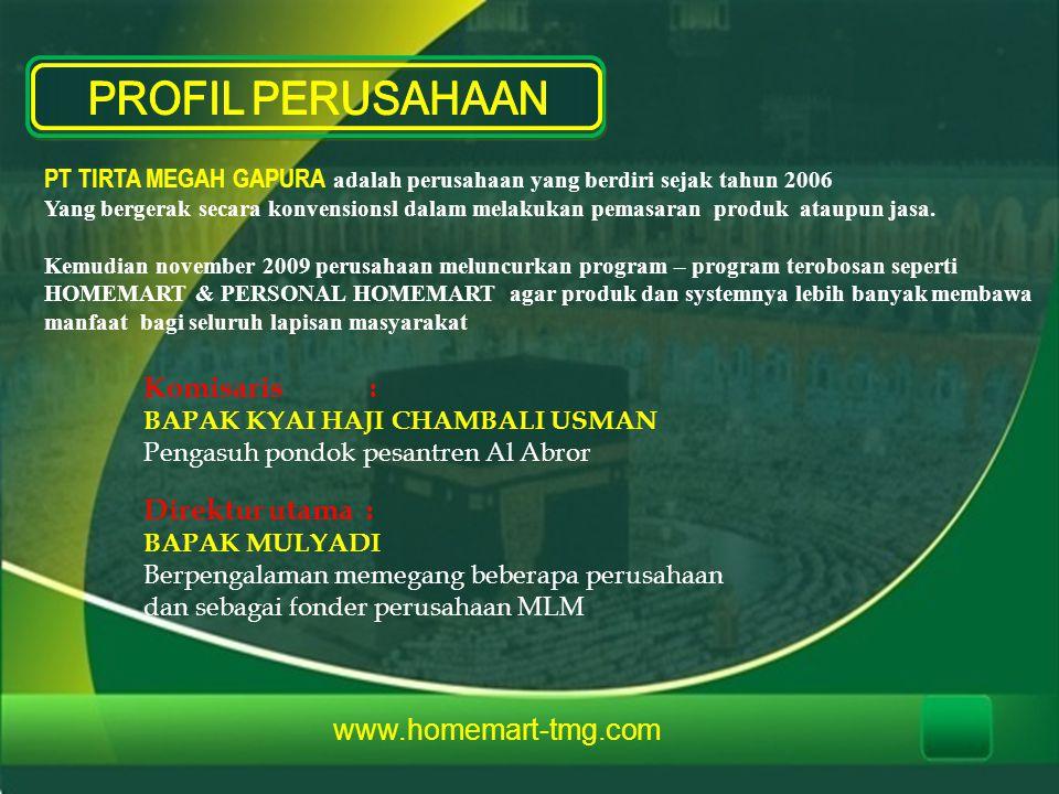 www.homemart-tmg.com Jl.Gatot Subroto No.