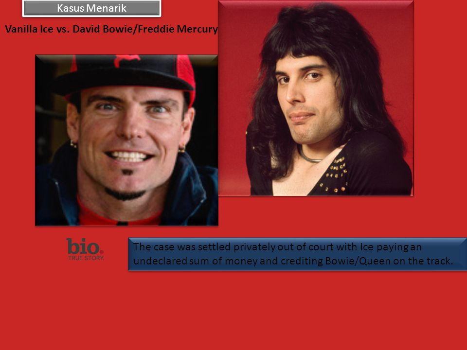 Vanilla Ice vs.