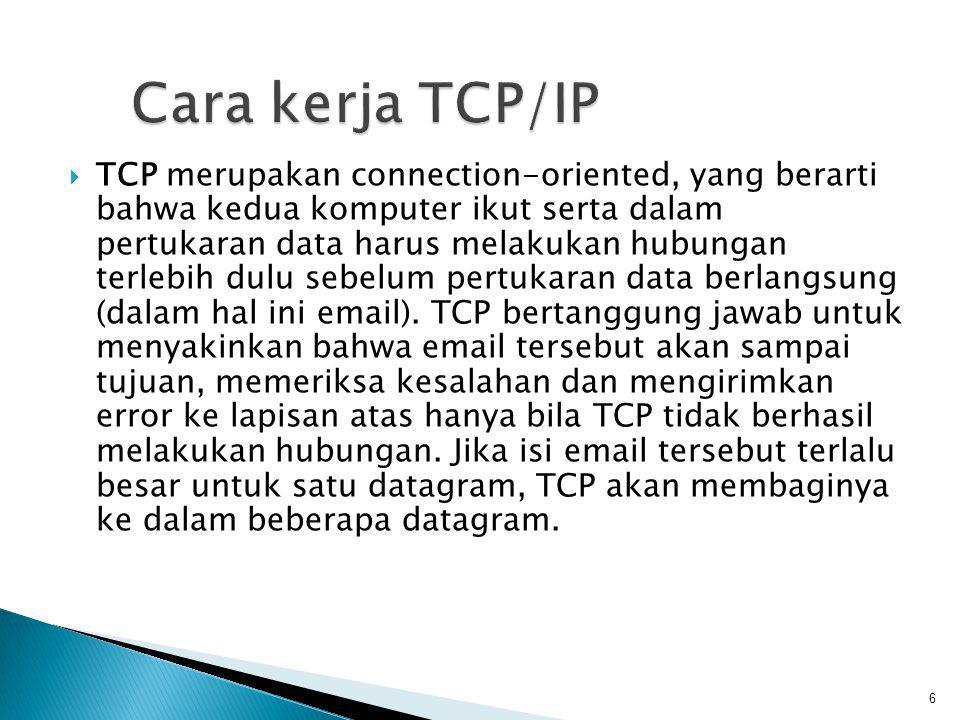  IP bertanggung jawab setelah hubungan berlangsung.
